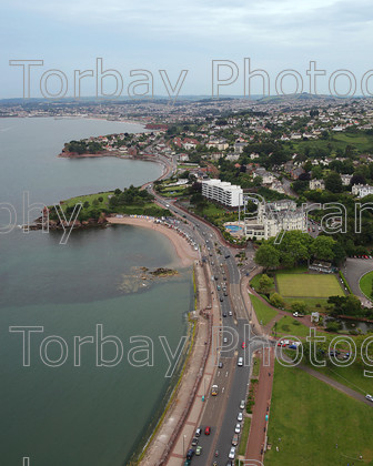 TORQUAY AERIAL VIEW 6029