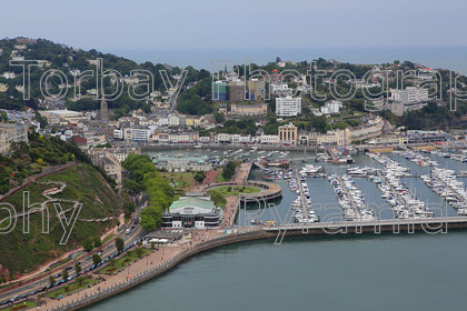 TORQUAY AERIAL VIEW 6033